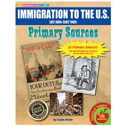 Primary Sources Immigration, GALPSPIMM