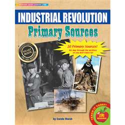 Industrial Revolution Primary Sources, GALPSPIND