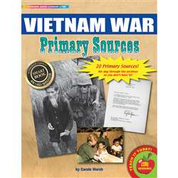 Vietnam War Primary Sources, GALPSPVIE