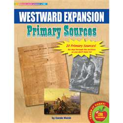 Primary Sources Westward Expansion Movement, GALPSPWES