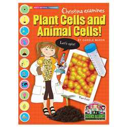 Science Alliance Life Science Plant Cells & Animal, GALSAPCEL