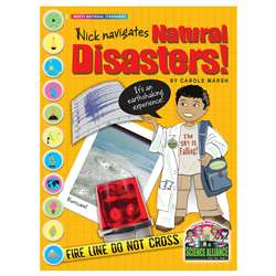 Science Alliance Earth Science Natural Disasters, GALSAPNATDIS