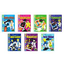 Science Alliance Physical Science Set Of All 7 Tit, GALSPSAPPHYSKS