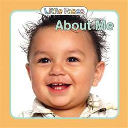 About Me Board Book English, GAR9780983722281