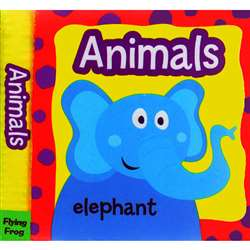 Animals Cloth Book, GAR9781607459118