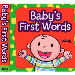Babys First Words Cloth Book, GAR9781607459132