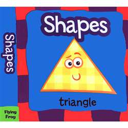 Shapes Cloth Book, GAR9781607459170