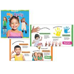 Grow With Steam Board Book My Body, GAR9781635601657