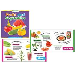 Grow with Steam Fruits And Vegetables Board Book, GAR9781635601770