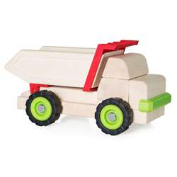 Block Science Trucks Dump Truck Big Block, GD-7531