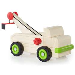 Block Science Trucks Tow Truck Big Block, GD-7532