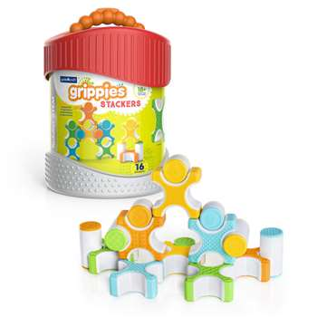 Grippies Stackers 16Pc Set, GD-8313