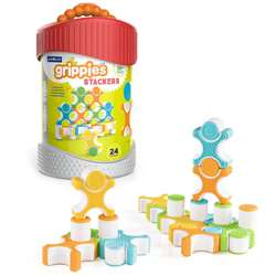 Grippies Stackers 24Pc Set, GD-8314