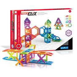 Powerclix 100 Piece Educational Set, GD-9202