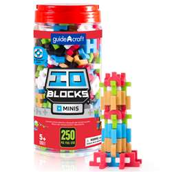 Io Blocks Minis 250 Piece Set, GD-9611