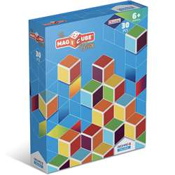 Magicube Multicolor Cubes Set Of 30, GMW120