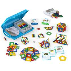 Geomag Education - Kit Shapes & Space Panels, GMW224