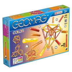 Geomag Color - 64 Pcs, GMW262