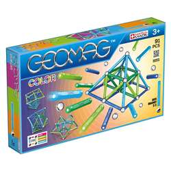 Geomag Color - 91 Pcs, GMW263