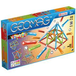 Geomag Confetti Set 88 Pieces, GMW353