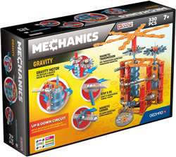 Gravity Set Up & Down Circuit Geomag Mechanics, GMW776