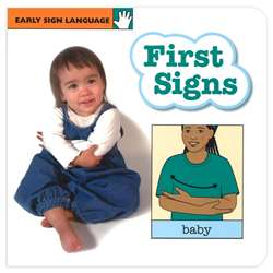 Early Sign Language First Signs By Garlic Press