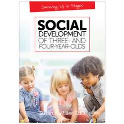 Grow Up Stages Social Develop 3&4 Year Olds, GR-10065