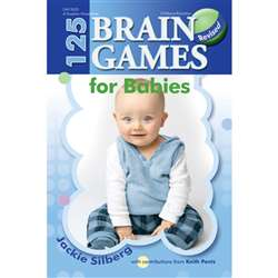 125 Brain Games For Babies By Gryphon House