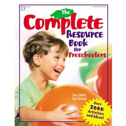 The Complete Resource Book Gr Pk-K By Gryphon House