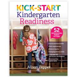 Kick Start Kindergarten Readiness, GR-15927