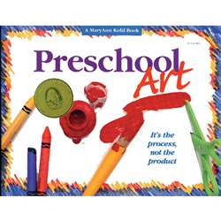 Preschool Art By Gryphon House