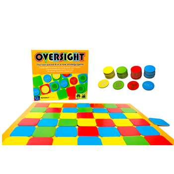 Oversight Strategy Game By Griddly Games