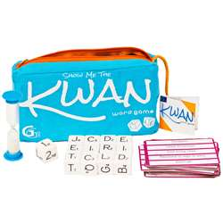 Show Me The Kwan Word Game, GRG4000255