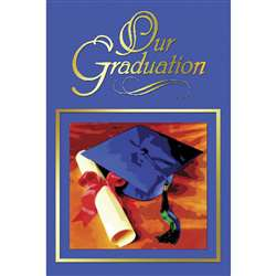 Our Graduation Program Set Of 25 Covers By Hayes School Publishing