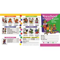 Progress Reports Pk 10-Pk 3 Year Olds By Hayes School Publishing