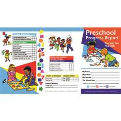 Progress Reports Pk 10-Pk 4-5 Year Olds By Hayes School Publishing