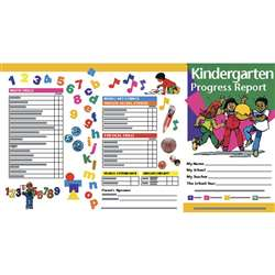 Kindergarten Progress Reports 10/Pk By Hayes School Publishing