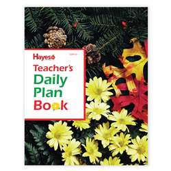 Teachers Daily Plan Book 40 Weeks By Hayes School Publishing