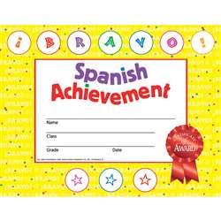 Spanish Achievement 30/Set By Hayes School Publishing