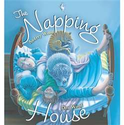 The Napping House Hardcover By Harcourt Trade