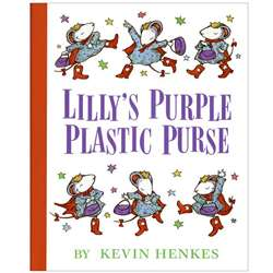 Lillys Purple Plastic Purse By Harper Collins Publishers
