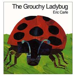 The Grouchy Ladybug Hardcover, HC-9780060270872