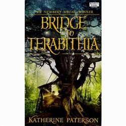 Bridge To Terabithia Paperback, HC-9780060734015