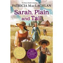 Newbery Winners Sarah Plain & Tall, HC-9780062399526
