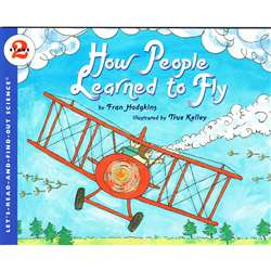 How People Learned To Fly By Harper Collins Publishers