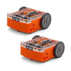 Edison Educational Robot Kit 2-Pack, HECEDIBOT2