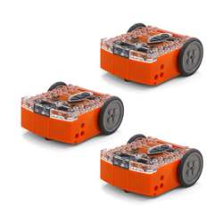 Edison Educational Robot Kit 3Pk, HECEDIBOT3