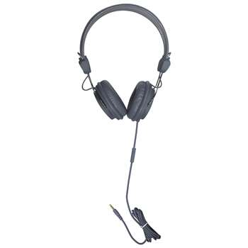 Trrs Headsets Inline Microphone Gry, HECFVGRY