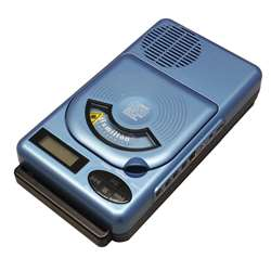 Portable Cd Mp3 Player By Hamilton Electronics Vcom