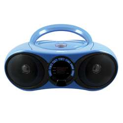Portable Stereo with Bluetooth Receiver Cd/Fm Medi, HECHB100BT2